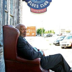 morgan-freeman at his blues bar